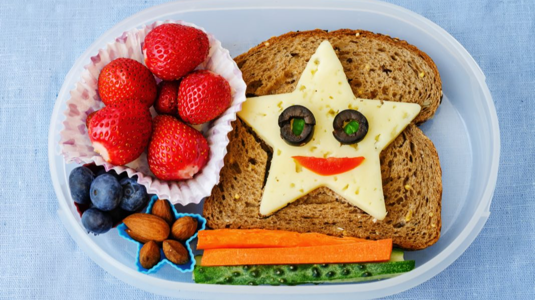 Lunch for a child